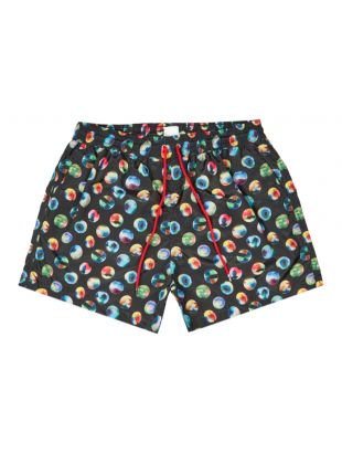 Paul Smith Swimshorts Spot |M1A 239B E40853 Black | Aphrodite