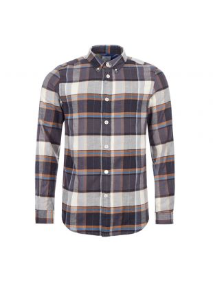 paul smith shirt M2R 599R A20767 78 multi check