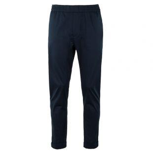 Paul Smith Drawstring Trousers M2R 037R A20028 47 Navy