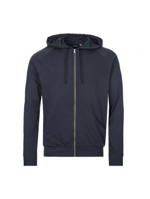 Paul Smith Hooded Sweatshirt | M1A 500D AU279Z 48 Inky Navy