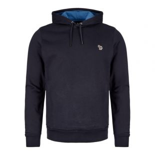 Paul Smith Hoodie M2R 694RZ C20075 49 Navy