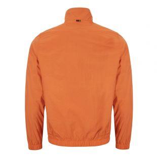 Jacket – Rust