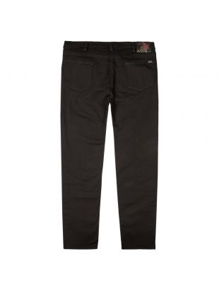 Slim Fit Jeans – Wash Black
