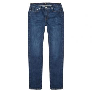 Paul Smith Slim Fit Jeans | M2R 100ZW C20007 Blue