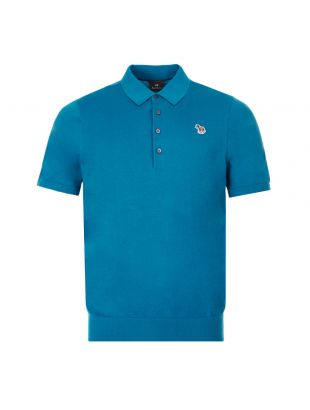 Paul Smith Polo Shirt | Teal A20811 44 | Aphrodite
