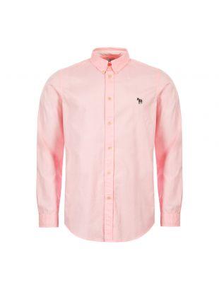 Paul Smith Shirt Button Down|M2R 599R AZEBRA 20 Pink|Aphrodite1994