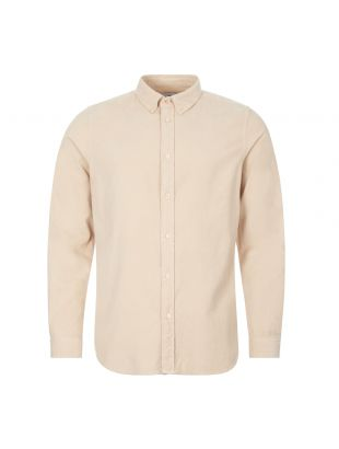Paul Smith Corduroy Shirt | M2R 599R E21043 60 Beige