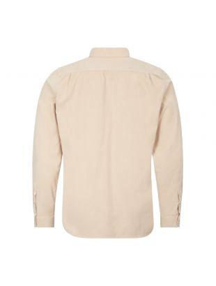 Corduroy Shirt - Beige