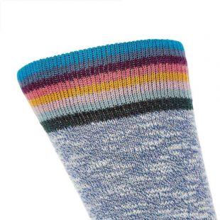 Socks – Blue Marl