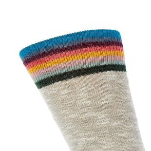 Socks – Cream Marl