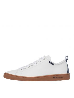Miyata Trainers - White