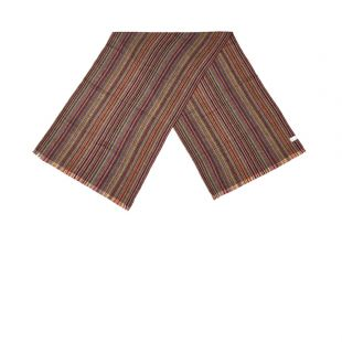 Herringbone Scarf - Multi