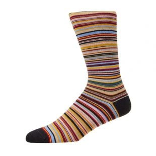 Paul Smith Socks | MIA 380A AMSTRP 92 Multi |