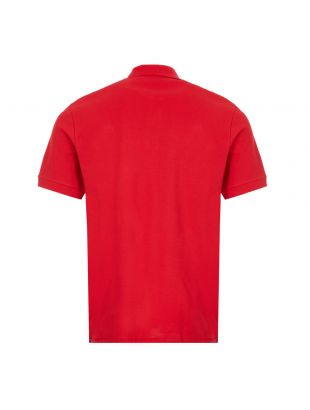 Polo Shirt Zebra - Red