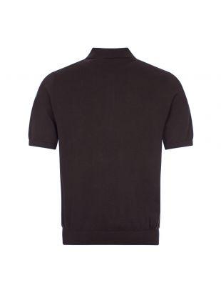 Polo Shirt Zebra - Black