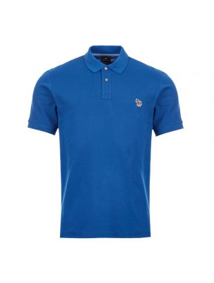 Paul Smith Polo Shirt | M2R 183KZ D20067 46A Blue