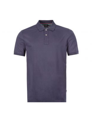 Polo Shirt - Slate Blue
