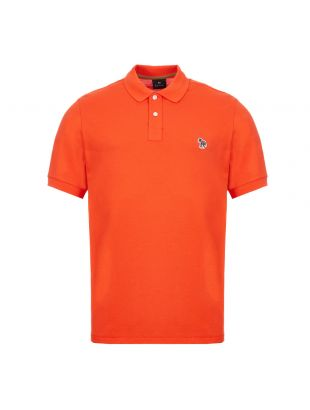 Paul Smith Polo Shirt Zebra | M2R 183KZ D20067 17 Orange