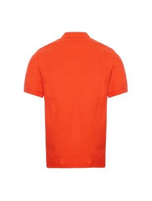 Polo Shirt Zebra – Orange