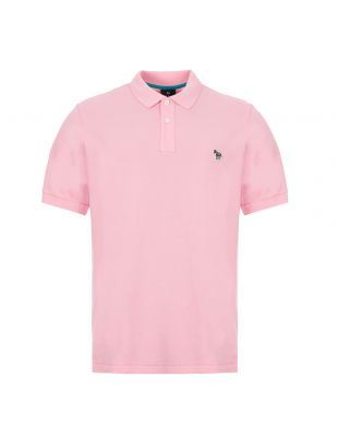 Paul Smith Polo Shirt Zebra | M2R 183KZ D20067 21 Pink