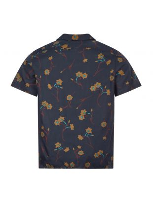 Short Sleeve Shirt - Inky Navy