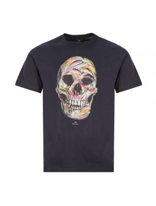 Paul Smith Skull T-Shirt | M2R 011R EP2146 Black
