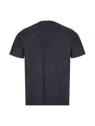 Skull T-Shirt - Navy
