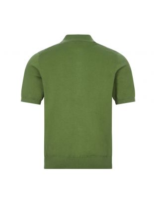 Polo Shirt Zebra - Green