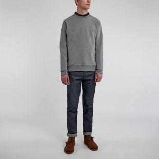 Zebra Sweatshirt - Grey