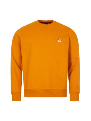 Paul Smith Zebra Sweatshirt | M2R 027RZ E20075 19 Mustard | Aphrodite