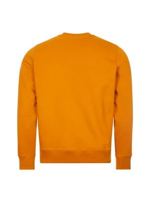 Zebra Sweatshirt - Orange