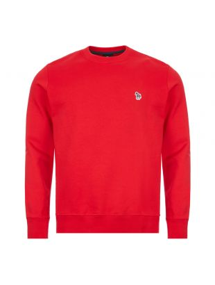 Paul Smith Zebra Sweatshirt | M2R 027RZ E20075 29 Red