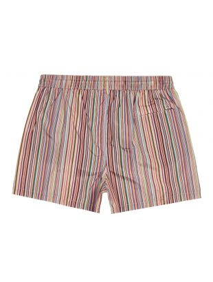 Stripe Swim Shorts  - Multi