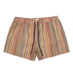 paul smith swim shorts MIA 239B A40002 92 multi stripe