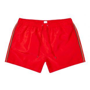 paul smith swim shorts MIA 239BS A40003 25 red