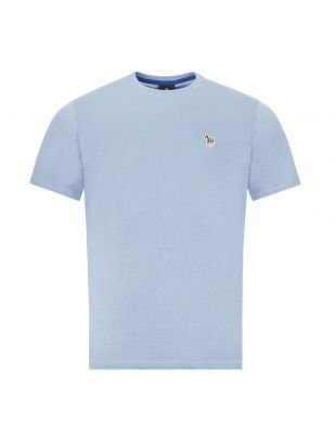 Paul Smith Zebra Logo T-Shirt M2R|011RZ|D20064|43B In Blue At Aphrodite Clothing