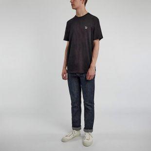 Zebra T-Shirt -  Black