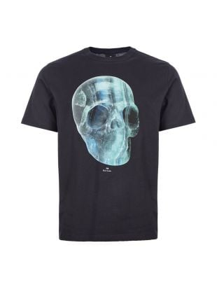 Paul Smith T-Shirt Skull   M2R 011R AP1773 79 Black