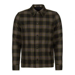 paul smith work jacket M2R 214T A20218 36 olive
