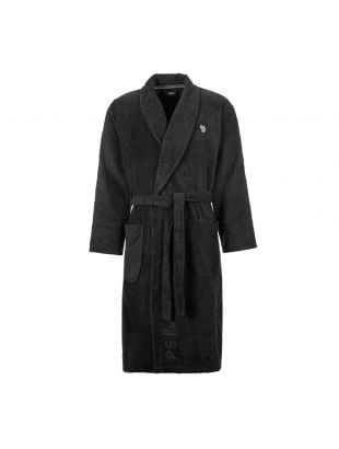 Paul Smith Dressing Gown  M1A 681B AV247 79Black