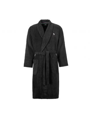 Paul Smith Dressing Gown | M1A 681B AV247 79 Black
