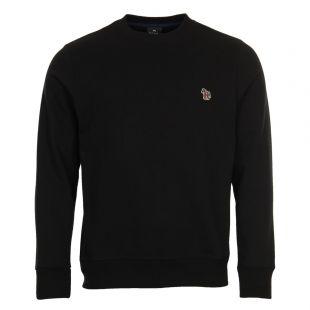 Paul Smith Zebra Sweatshirt M2R 027RZ A20075 79 Black