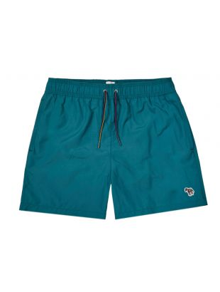 Paul Smith Swim Shorts |M14 465D EU255 38 Bottle Green | Aphrodite