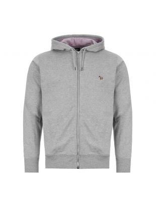 paul smith hoodie logo,   M2R 360RZ B20075 72 grey