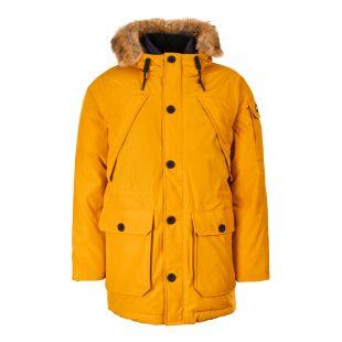 Penfield Hoosac Parka PFM1110282180 044 Golden Yellow