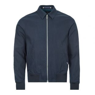 Paul Smith Bomber Jacket | M2R 943T A20850 49 Navy