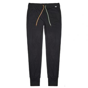 Paul Smith Jersey Pants M1A|373B|AU279|79 In Black At Aphrodite Clothing