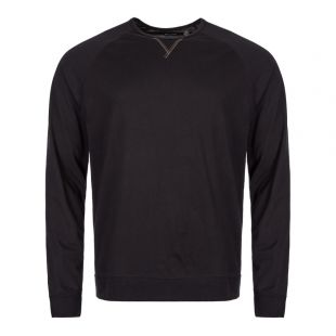 Paul Smith Sleepwear Long Sleeve T-Shirt |M1A|2990|AU278|79 Black