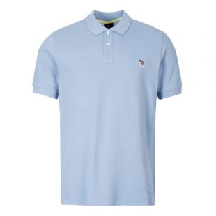 Paul Smith Polo Shirt M2R 183KZ C20067 44 Blue