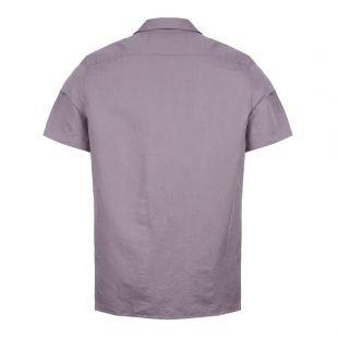 Short Sleeve Shirt - Purple